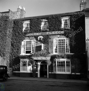 Thirsk, Golden Fleece Inn